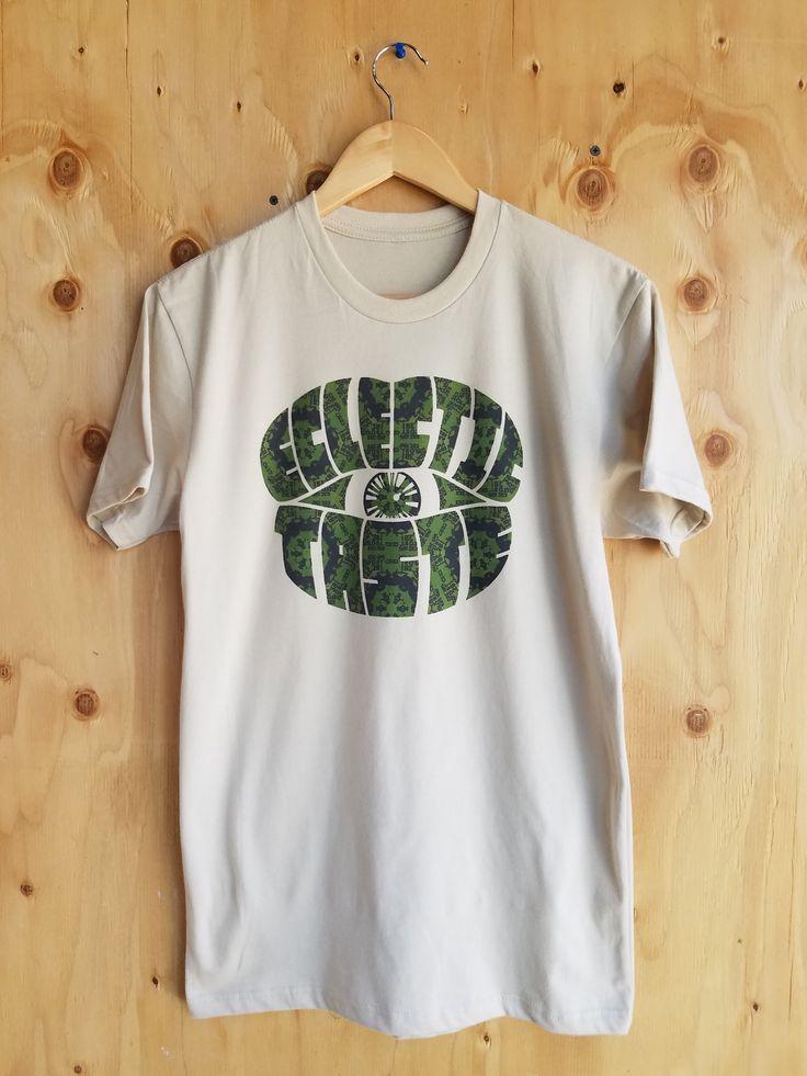 Cosmogramma T Shirt February 2017