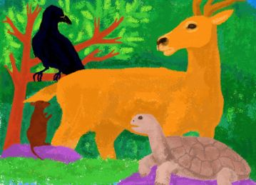 Teaching The Panchatantra in School   Books Articles - Maysun In C