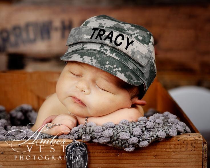 Military newborn ambervestphotography com