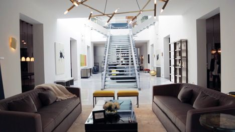 1000 images about holly hunt showrooms on pinterest for Furniture miami design district