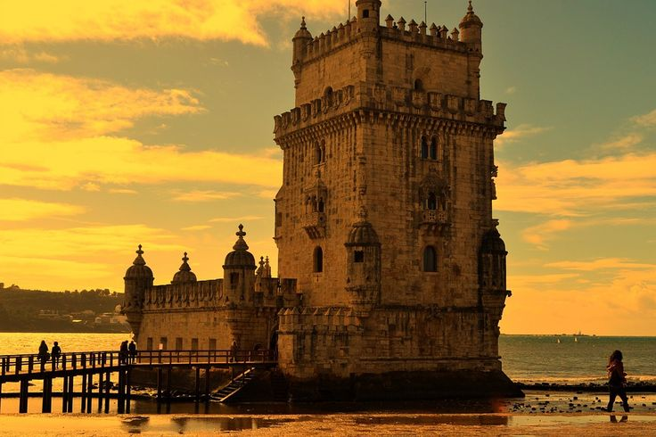 Torre di Belem #Portogallo #viaggi #journey / seguici su www.cocoontravel.uk