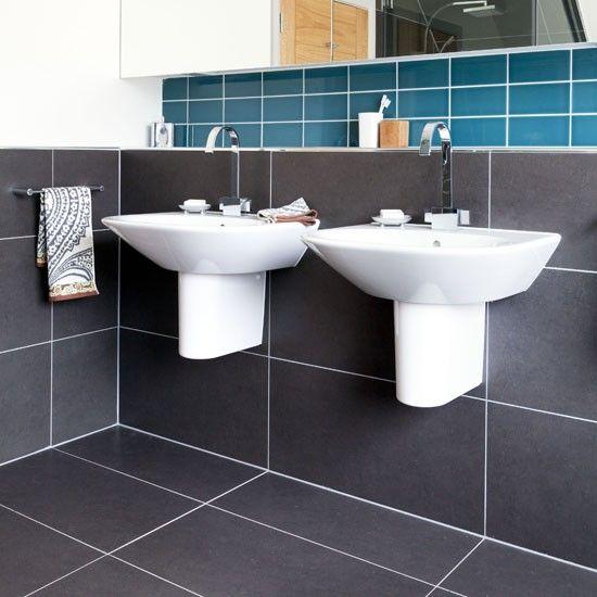33 best Санузел images on Pinterest Bathrooms, Bathroom and - wohnideen small bathroom