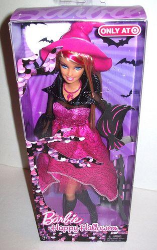2009 Target Happy Halloween Barbie