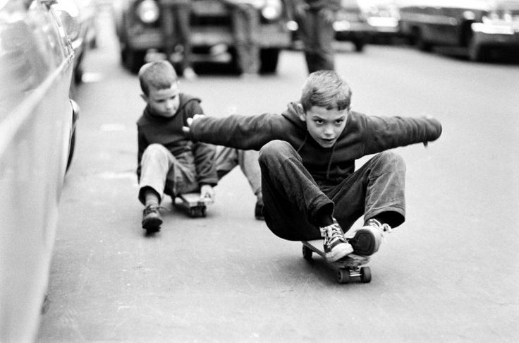 Sperimentare cose nuove. Skateboarding: Photos From the Early Days of the Sport and the Pastime - LIFE
