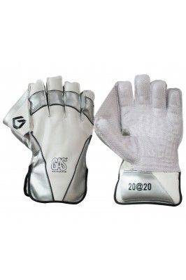 Upgrade your cricket accessories collection by getting these GAS 20-20 WICKET KEEPING GLOVES in white colour #wicketkeepinggloves #onlinekeepinggloves #cricketaccessories #cricketequipments #menkeepinggloves Shop here-  https://trendybharat.com/sports/cricket/keeping-gloves/gas-20-20-wicket-keeping-gloves-gas-2020-wkg-60