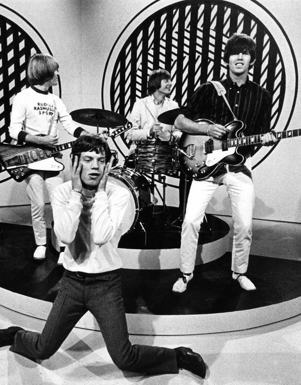 The Rolling Stones circa 1965