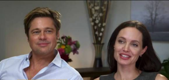 Watch Angelina Jolie & Brad Pitt Sit Down For A Rare — And Candid — Interview About Work, Health, & Married Life!
