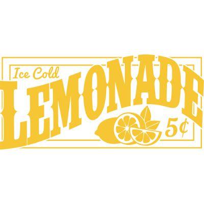 Burton Avenue: Freebie Friday - Lemonade Sign