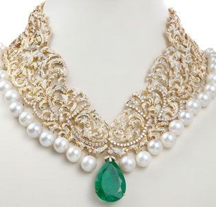 Jewels by Annu Chadha adorns the city of pearls Hyderabad
