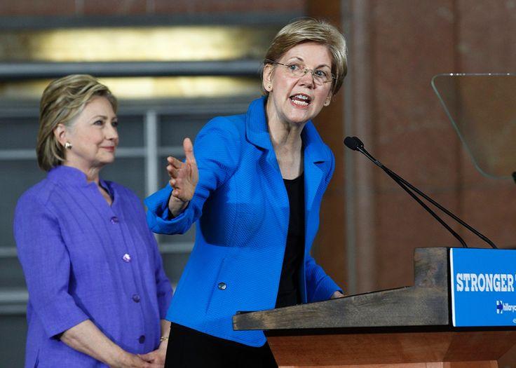 Will Clinton choose Elizabeth Warren as VP candidate?