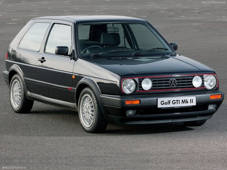 VW Golf GTi MK2 (90's) Growing Up 80's & 90's (South
