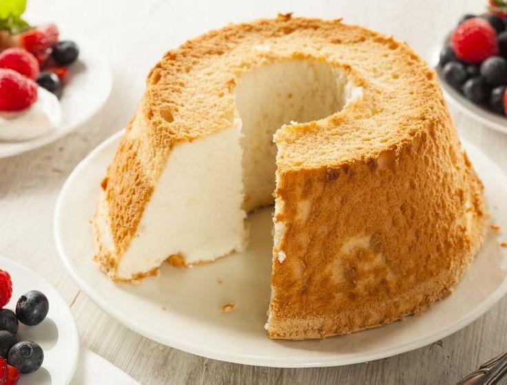 Porciones: 12 INGREDIENTES 1 taza de claras ( 6 a 7 claras aprox. ) 1 cucharadita de cremor tártaro 1 y 1/3 tazas de azúcar ( 266 gramos ) 1 taza de harina ( 120 gramos ) 0000 o la que dispongas PREPARACION Para realizar esta torta se necesita un molde de tubo de 22×10 …