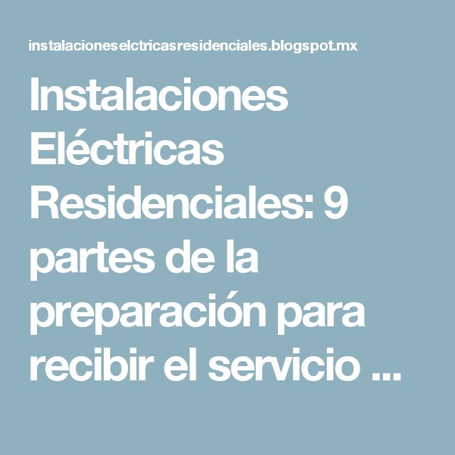 25 Best Empalmes Electricos Images On Pinterest