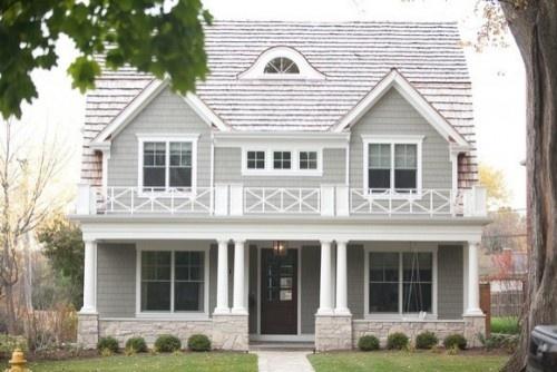 Favorite cottage exterior--day