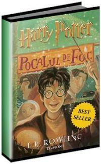 Harry Potter vol. 4 - Harry Potter si Pocalul de Foc (editie de lux 2012)
