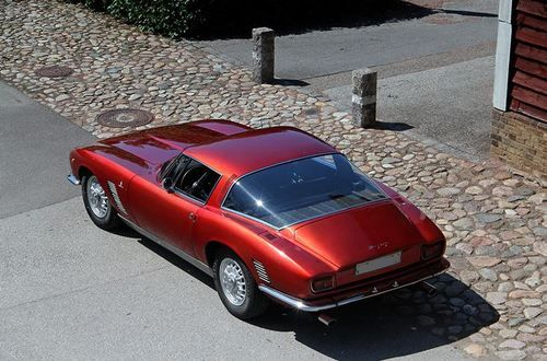 Iso Grifo GL 3501967- by Bertone