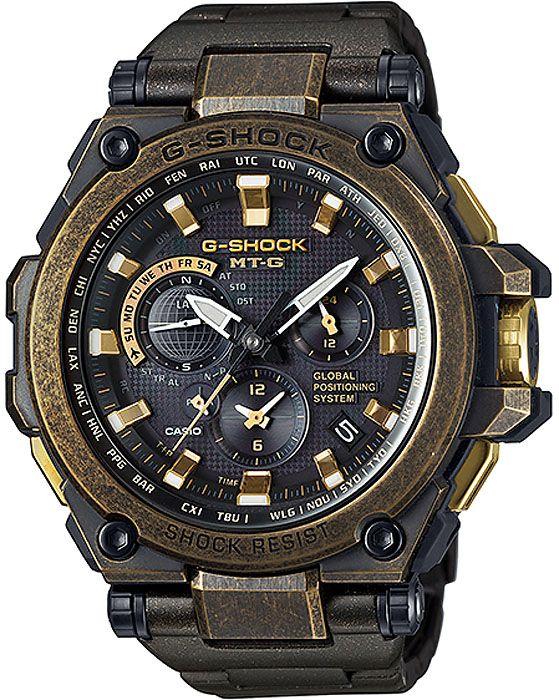 Zegarek męski Casio G-Shock M-TG MTG-G1000BS-1A - sklep internetowy www.zegarek.net