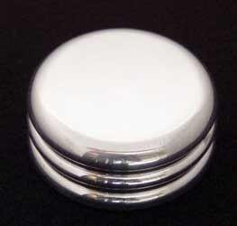 MODQUAD REAR MASTER CYLINDER CAP (GROO VED PLAIN) MC1-1S