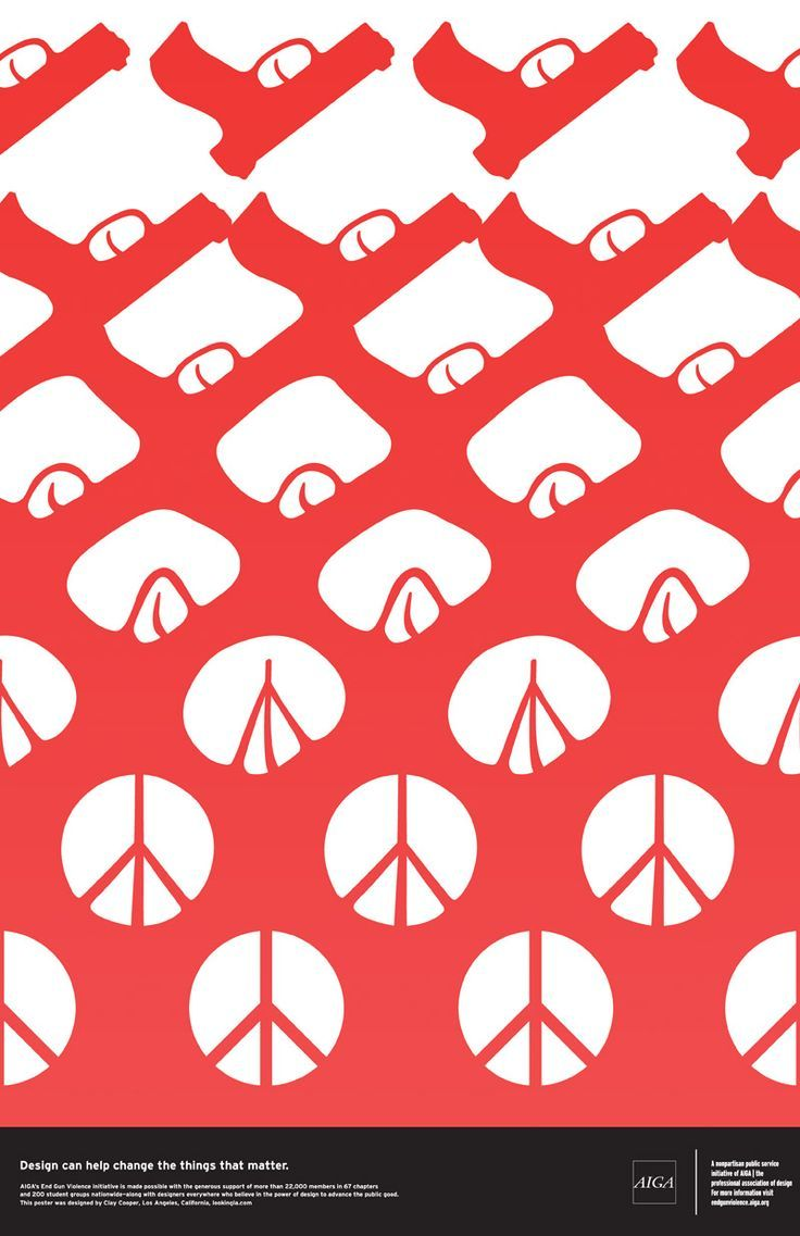 shigeo-fukuda-amnesty #poster #negative space
