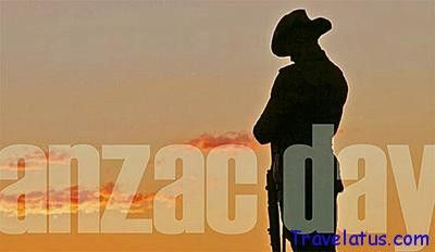 ANZAC Day (the day of the Australian and New Zealand Army Corps members) in Australia