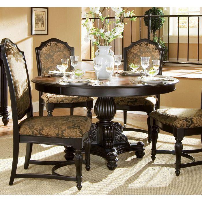 Elegant Dining Room Set Black: 146 Best Images About DINING ROOM On Pinterest