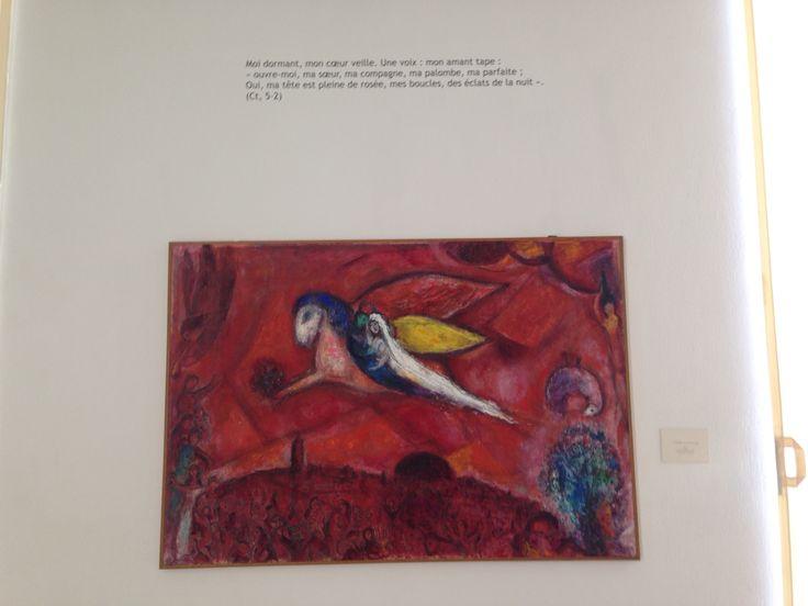 Marc Chagall, Cimiez