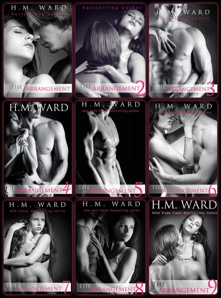 The Arrangement Series - H.M Ward #goodreads