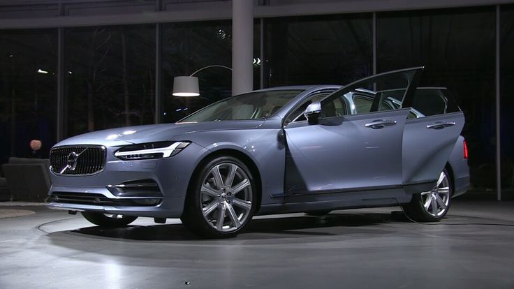 Volvo has stepped up their game yet again. The new Volvo S90 SC