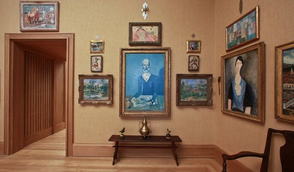 The Barnes Foundation, From Suburb to City - NYTimes.com - new home is a lot like the old home, but easier to get to.  Great art museum in Philly.New Home, Hanging Art, Art Museums, Barns Picasso, Contemporary Art, Art Philadelphia, The Barns Foundation, Greater Philadelphia, Barns Museums
