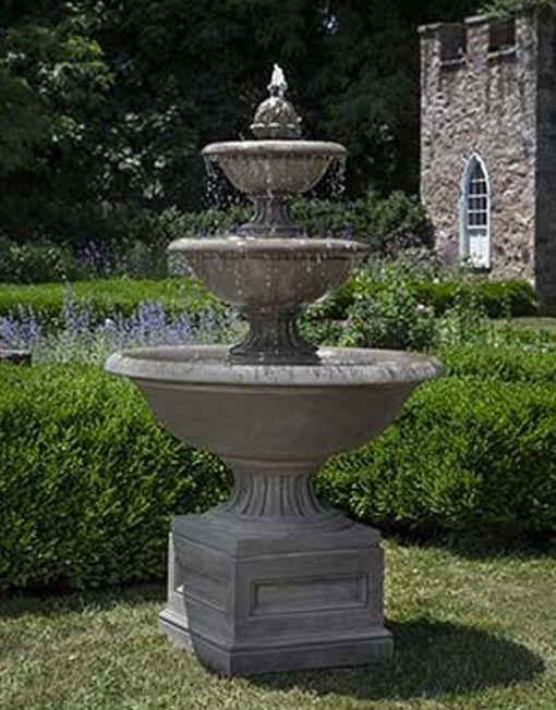 Fonthill Fountain | Fountains | Garden Fountains, Fountain ...