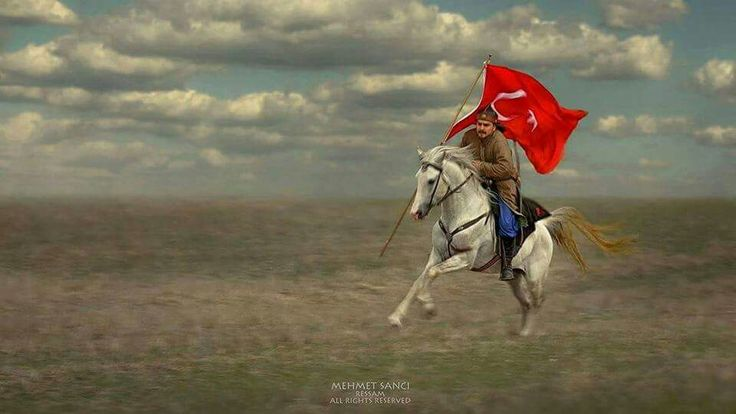 Autentique Turkish Soldier