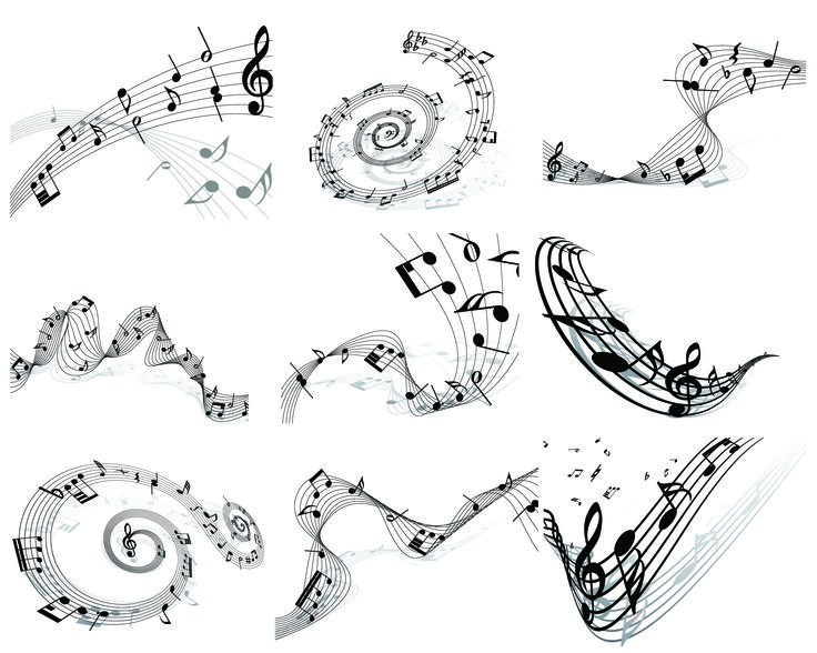 Musical Note Set2