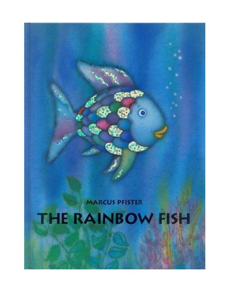 The 20 best children 39 s book quotes of all time rainbow fish for Fish children s book