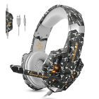 ♥♪ Pro Gaming #Headset with Microphone LED Earphone Headphone for #Xbox One... Recommended http://ebay.to/2BtV7Hi