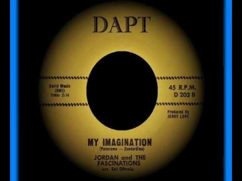 Jordan & The Fascinations - My Imagination
