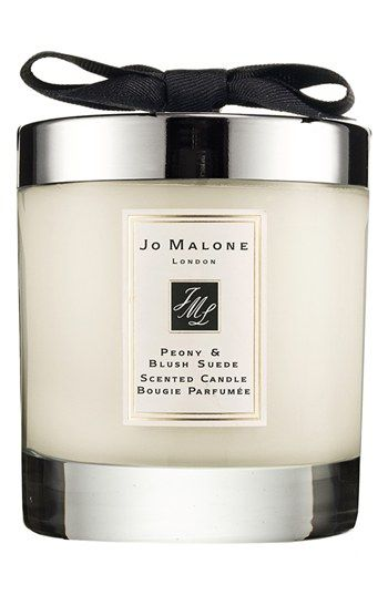 Jo Malone™ 'Peony & Blush Suede' Scented Candle | Nordstrom $65