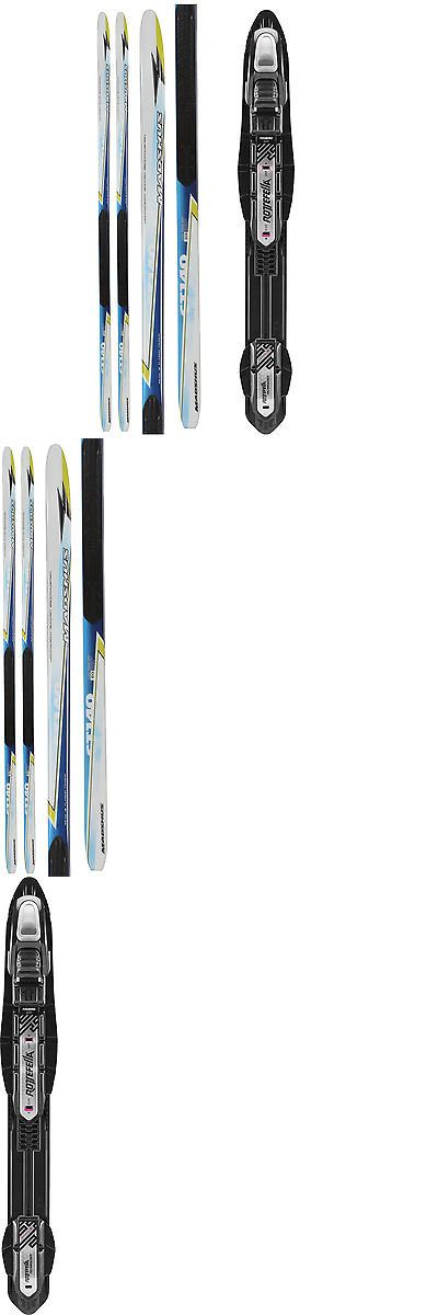 Skis 36267: Madshus Ct 140 Mgv+ Xc Skis Mens 195Cm + Rossignol Touring Auto Combi Bindings -> BUY IT NOW ONLY: $135.95 on eBay!