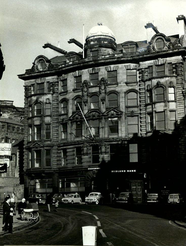 Akenside House, Side, Newcastle upon Tyne, 1968 in 2020