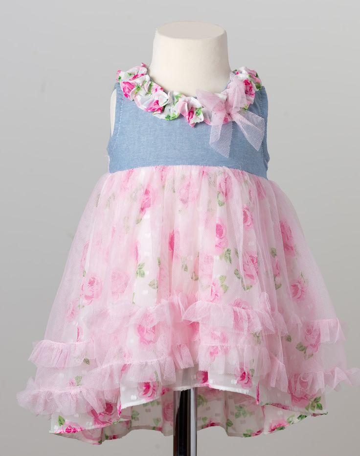 Exklusive Babymode! Gefunden auf Dreamdress.at! #baby, #babymode, #babykleid, #babydress, #babyfashion, #cutebaby,