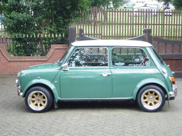 mini cooper mini cooper 1300 pinterest minis and mini coopers. Black Bedroom Furniture Sets. Home Design Ideas