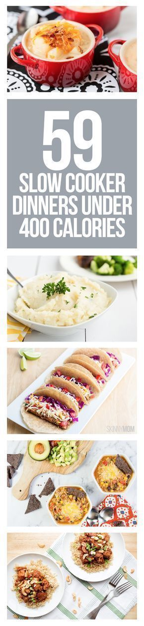 Low-calorie crock-pot meals for busy nights. Easy and perfect for meal planning! | Posted By: NewHowToLoseBellyFat.com