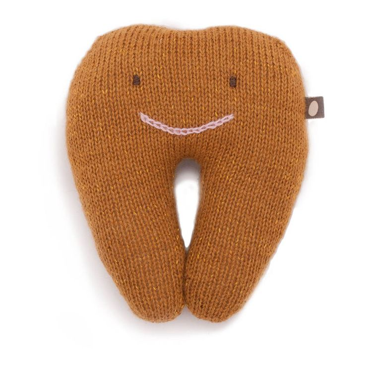 Oeuf NYC Little Toothy Peg Soft Toy-product
