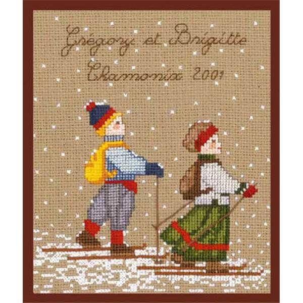 Ski de fond -Le Bonheur des Dames