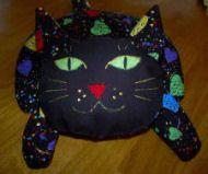 Free Cat Bean Bag Pattern