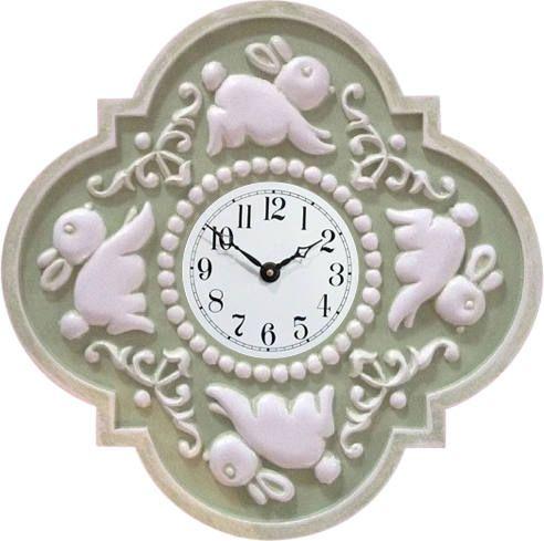 Wall Clocks Girls Room Decor Boys Room Decor Nursery $199.99 #homedecor #wallclock #nurseryclock