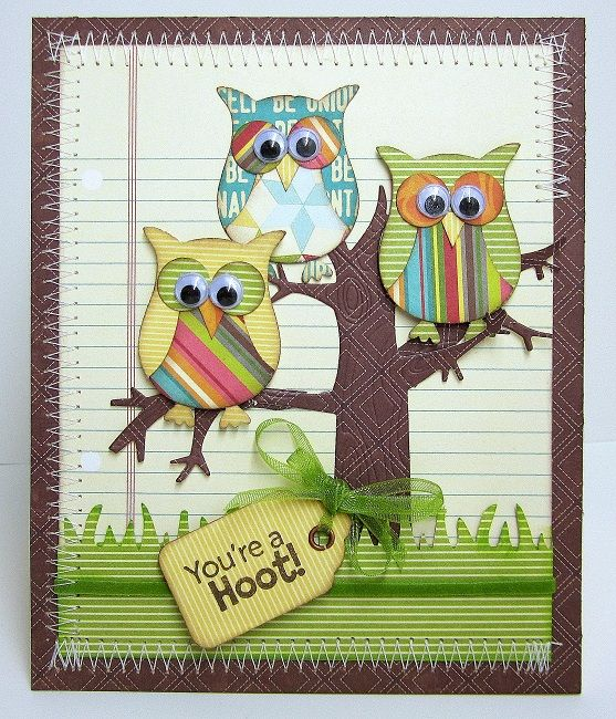 paper piecing cards - Google Search