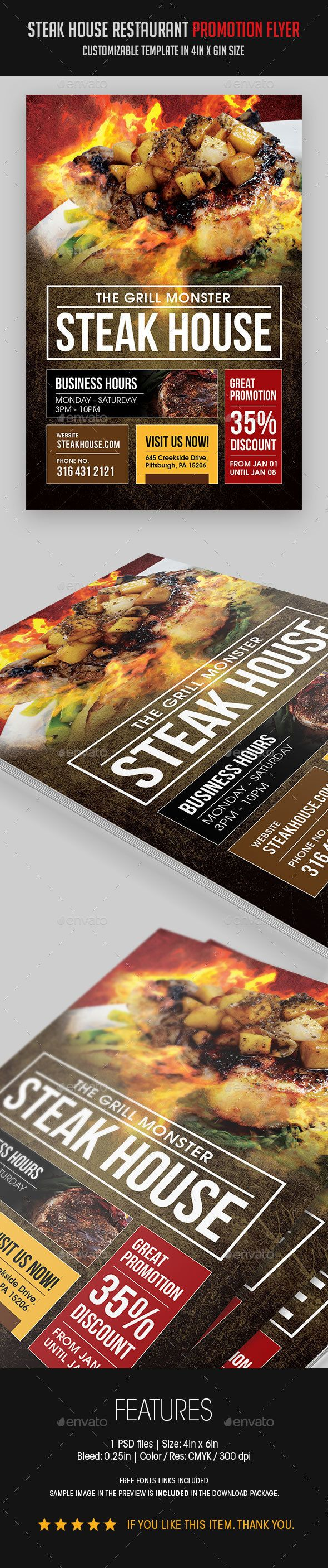 Best Flyers Images On   Flyer Template Event Flyers