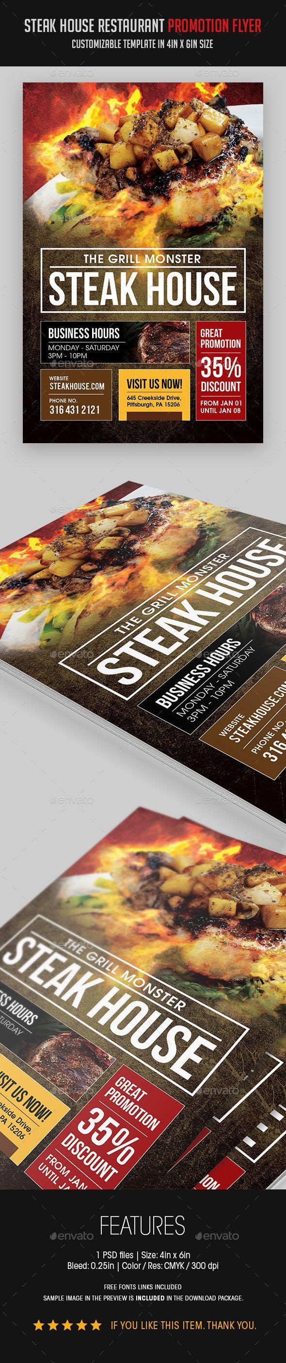 The 25 Best Steak House Menu Ideas On Pinterest Steak Em Up