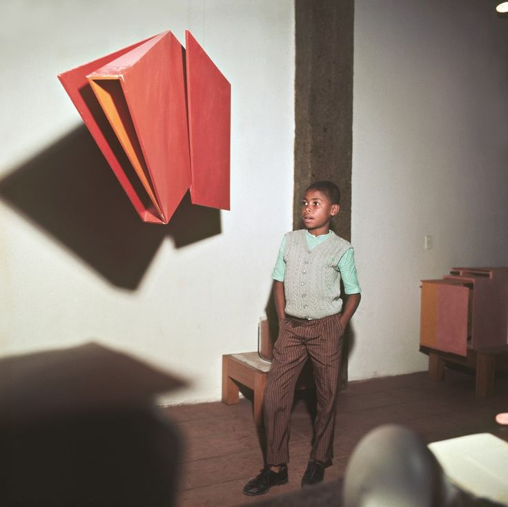 Read THE DAILY PIC on the Carnegie Museum's survey of Brazilian artist Helio Oiticica. His abstractions seem as radical as his installations.