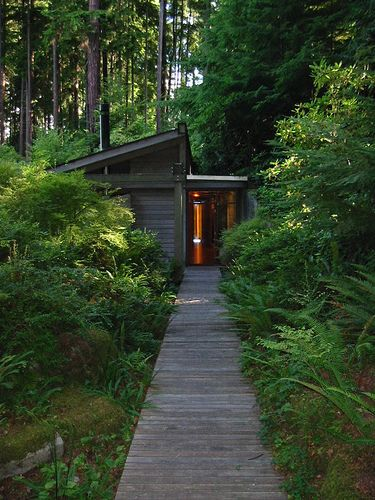James cutler 39 s wright guest house seattle wa houses for Jim cutler architect